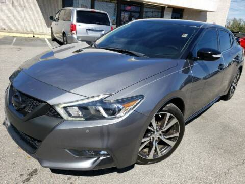 2016 Nissan Maxima for sale at Capital City Imports in Tallahassee FL