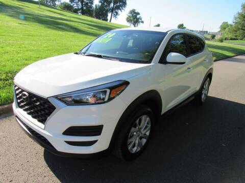 2020 Hyundai Tucson for sale at Roadstar Auto Sales Inc in Nashville TN