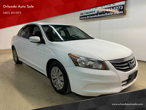 2012 Honda Accord for sale at Orlando Auto Sale in Orlando FL