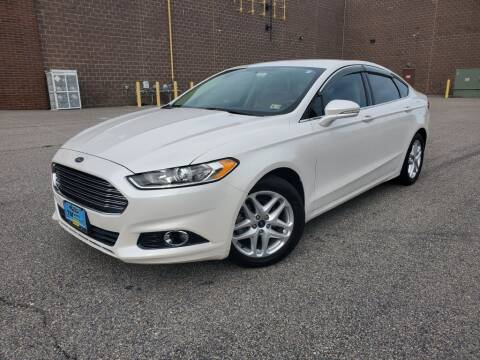 2015 Ford Fusion for sale at TM AUTO WHOLESALERS LLC in Chesapeake VA