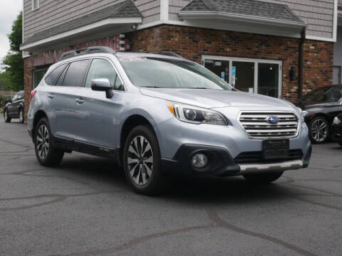 2017 Subaru Outback for sale at Canton Auto Exchange in Canton CT