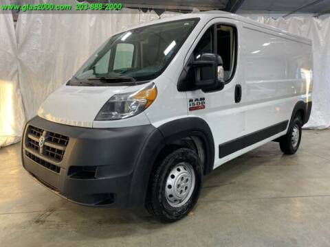 2017 RAM ProMaster Cargo for sale at Green Light Auto Sales LLC in Bethany CT