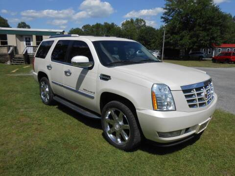 2009 Cadillac Escalade for sale at Jeff's Auto Wholesale in Summerville SC