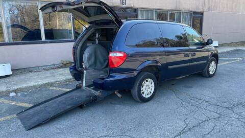 2005 Dodge Grand Caravan for sale at Mobility Solutions in Newburgh NY