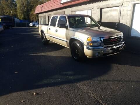 2006 GMC Sierra 1500 for sale at Bonney Lake Used Cars in Puyallup WA