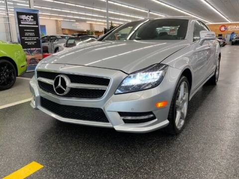 2014 Mercedes-Benz CLS for sale at Dixie Motors in Fairfield OH