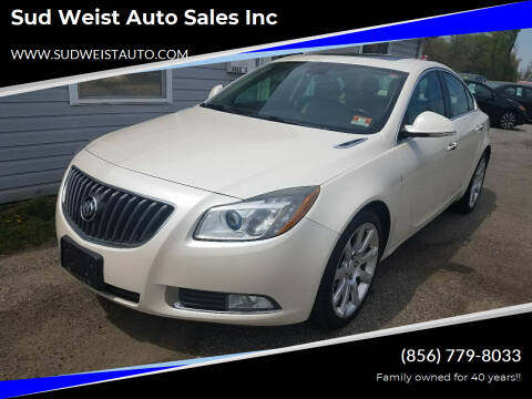 2013 Buick Regal for sale at Sud Weist Auto Sales Inc in Maple Shade NJ