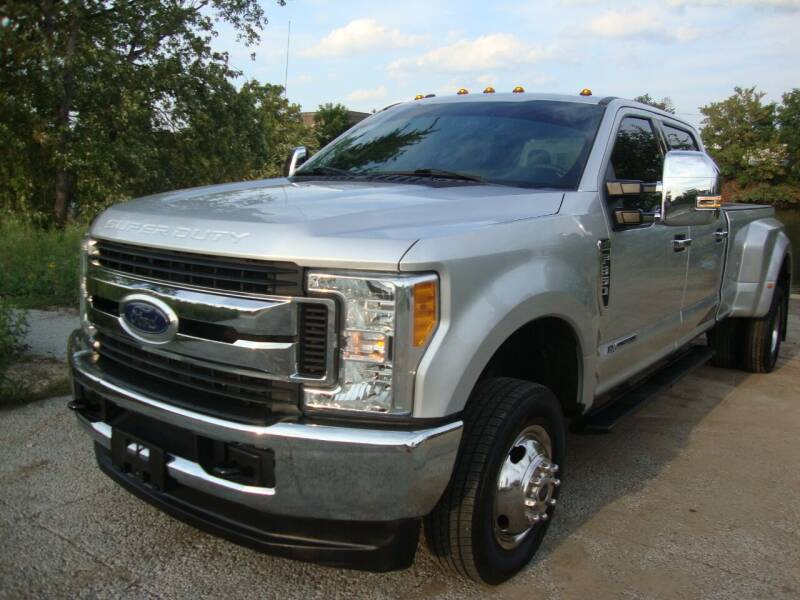 2017 Ford F-350 Super Duty for sale at Discount Auto Sales in Passaic NJ