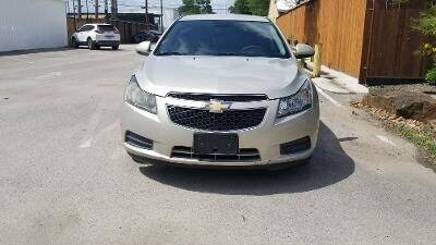 2012 Chevrolet Cruze for sale at North Loop West Auto Sales in Houston TX