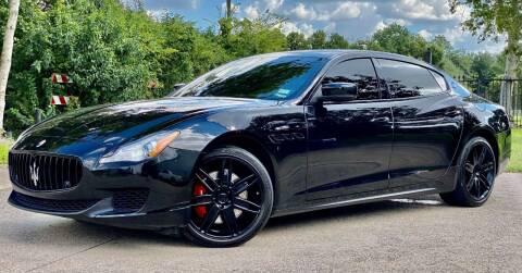 2016 Maserati Quattroporte for sale at Texas Auto Corporation in Houston TX