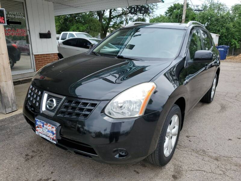 2008 Nissan Rogue for sale at New Wheels in Glendale Heights IL