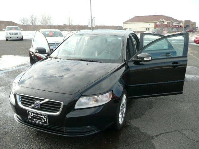 2010 Volvo S40 for sale at Prospect Auto Sales in Osseo MN