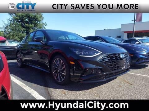 2022 Hyundai Sonata for sale at City Auto Park in Burlington NJ