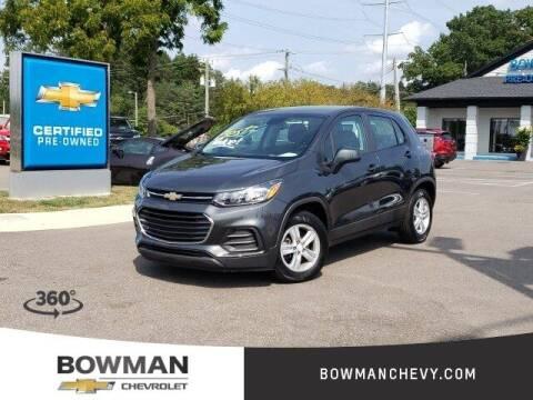 2019 Chevrolet Trax for sale at Bowman Auto Center in Clarkston MI