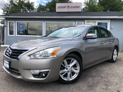 2014 Nissan Altima for sale at Star Cars LLC in Glen Burnie MD