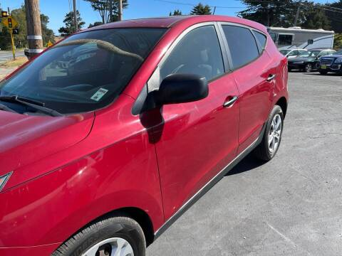 2012 Hyundai Tucson for sale at HARE CREEK AUTOMOTIVE in Fort Bragg CA