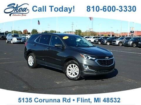 2018 Chevrolet Equinox for sale at Jamie Sells Cars 810 in Flint MI