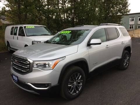2019 GMC Acadia for sale at Delta Car Connection LLC in Anchorage AK