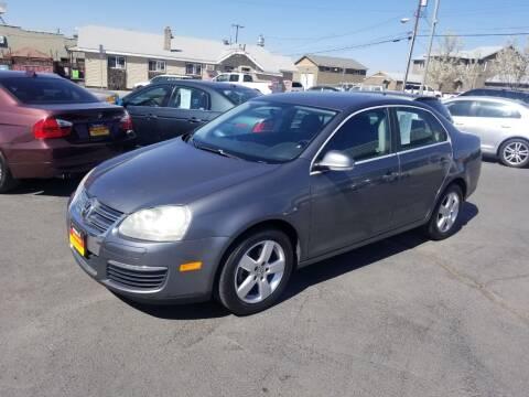 2008 Volkswagen Jetta for sale at Cool Cars LLC in Spokane WA