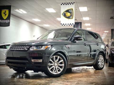2016 Land Rover Range Rover Sport for sale at FALCON AUTO BROKERS LLC in Orlando FL
