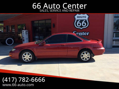 1998 Acura CL for sale at 66 Auto Center in Joplin MO