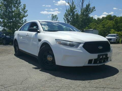 2014 Ford Taurus for sale at GLOVECARS.COM LLC in Johnstown NY