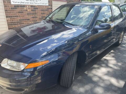 2001 Saturn L-Series for sale at Indy Motorsports in Saint Charles MO