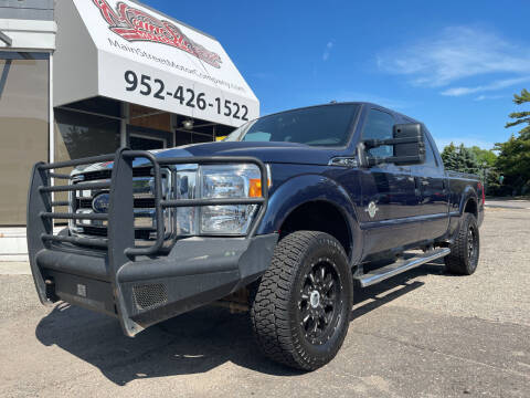 2015 Ford F-250 Super Duty for sale at Mainstreet Motor Company in Hopkins MN