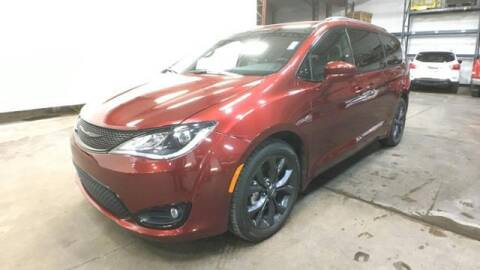 2019 Chrysler Pacifica for sale at Waconia Auto Detail in Waconia MN