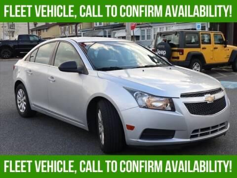 2011 Chevrolet Cruze for sale at Bob Weaver Auto in Pottsville PA