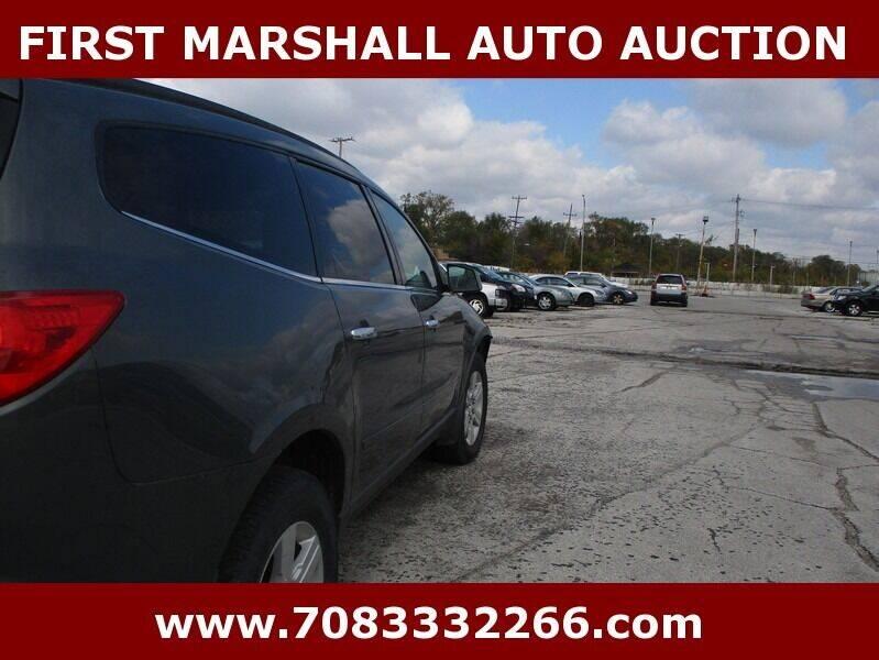 2011 Chevrolet Traverse LT 4dr SUV w/1LT - Harvey IL
