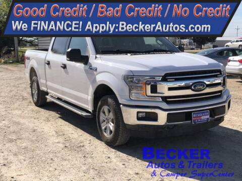 2019 Ford F-150 for sale at Becker Autos & Trailers in Beloit KS