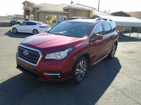 2019 Subaru Ascent for sale at Team D Auto Sales in St George UT