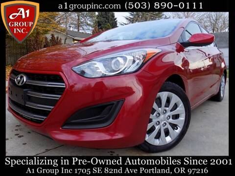 2016 Hyundai Elantra GT for sale at A1 Group Inc in Portland OR