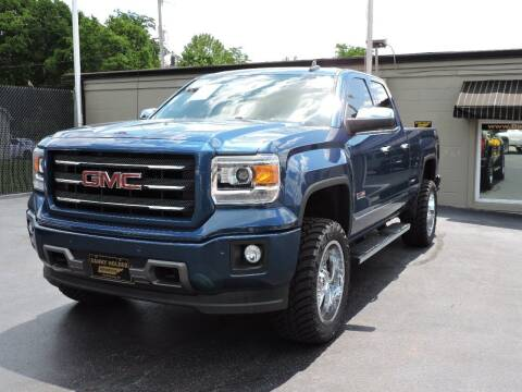 2015 GMC Sierra 1500 for sale at Danny Holder Automotive in Ashland City TN