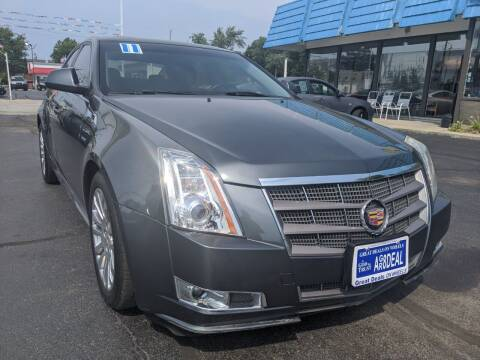 2011 Cadillac CTS for sale at GREAT DEALS ON WHEELS in Michigan City IN