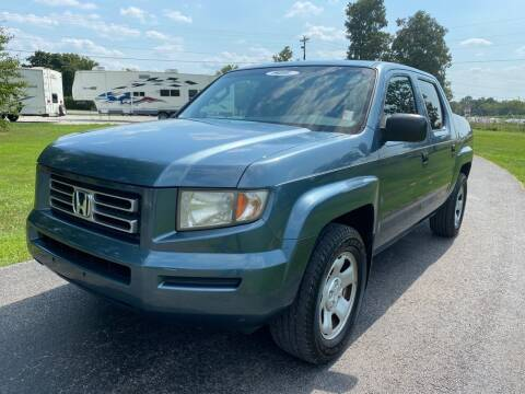 2006 Honda Ridgeline for sale at Champion Motorcars in Springdale AR