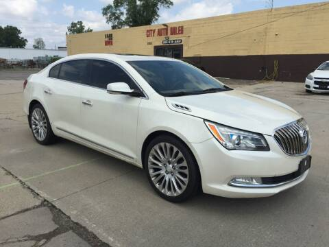 2014 Buick LaCrosse for sale at City Auto Sales in Roseville MI