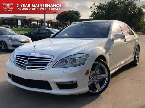 2010 Mercedes-Benz S-Class for sale at European Motors Inc in Plano TX