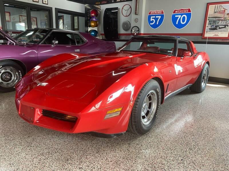 1980 Chevrolet Corvette for sale in Effingham, IL