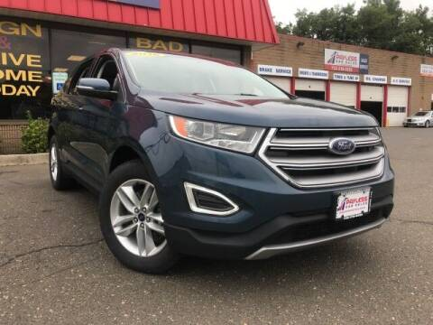 2016 Ford Edge for sale at PAYLESS CAR SALES of South Amboy in South Amboy NJ