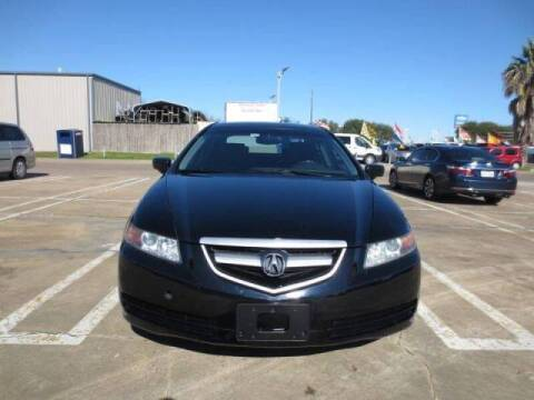 2006 Acura TL for sale at MOTORS OF TEXAS in Houston TX