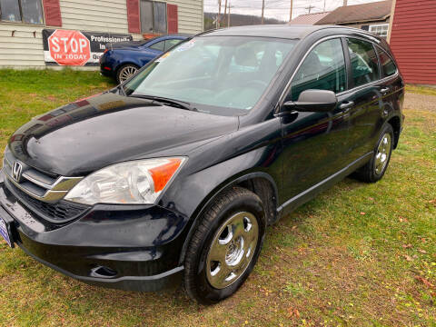 2010 Honda CR-V for sale at Richard C Peck Auto Sales in Wellsville NY