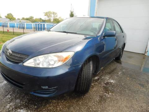 2002 Toyota Camry for sale at Safeway Auto Sales in Indianapolis IN