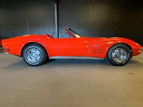 1970 Chevrolet Corvette for sale at American Classic Car Sales in Sarasota FL