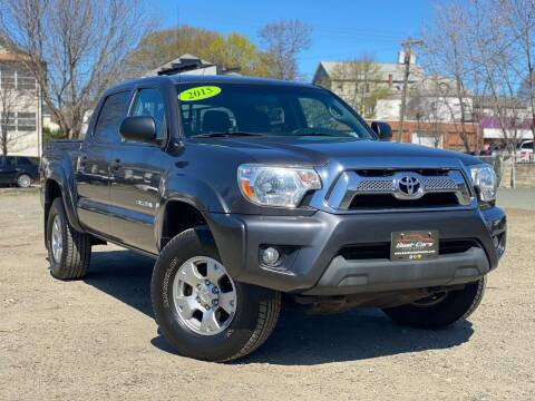 2015 Toyota Tacoma for sale at Best Cars Auto Sales in Everett MA