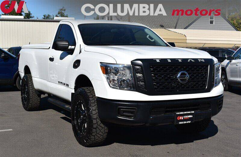 2017 Nissan Titan XD for sale in Portland, OR