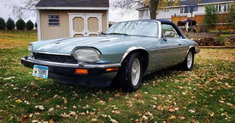 1992 Jaguar XJ-Series for sale at Midwest Classic Car in Belle Plaine MN