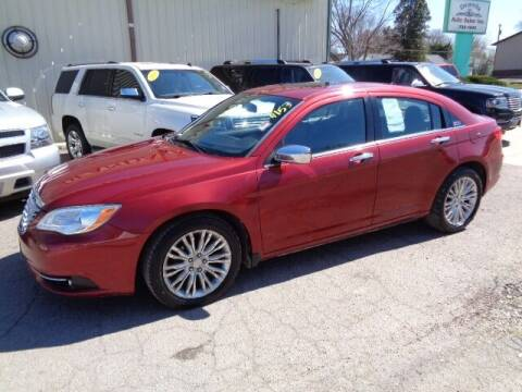 2012 Chrysler 200 for sale at De Anda Auto Sales in Storm Lake IA