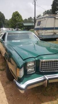 1977 Ford Ranchero for sale at Classic Car Deals in Cadillac MI